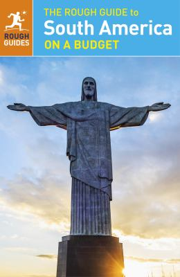 Cover image for The rough guide to South America : on a budget.