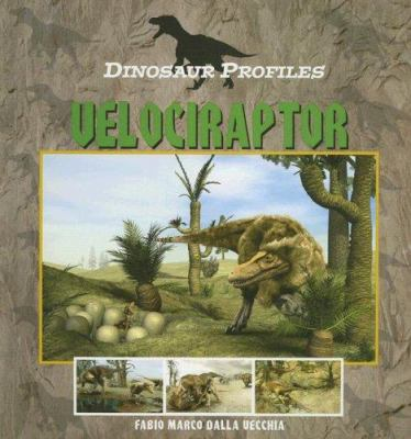 Cover image for Velociraptor