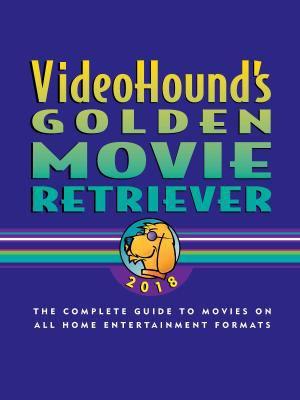 Cover image for VideoHound's golden movie retriever