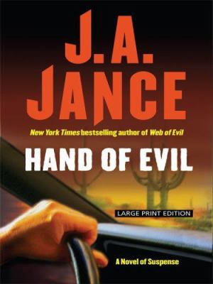 Cover image for Hand of evil