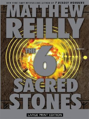 Cover image for The 6 sacred stones