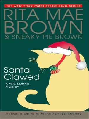 Cover image for Santa clawed
