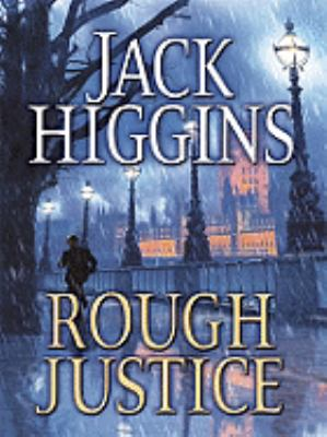 Cover image for Rough justice