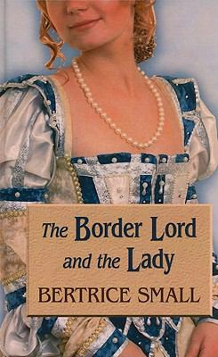 Cover image for The border lord and the lady