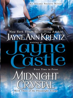Cover image for Midnight crystal