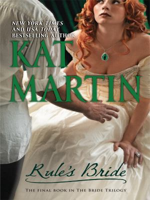 Cover image for Rule's bride