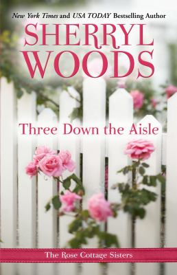 Cover image for Three down the aisle