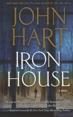 Cover image for Iron house
