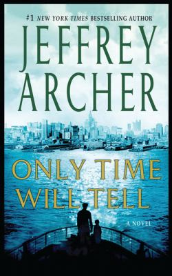 Cover image for Only time will tell