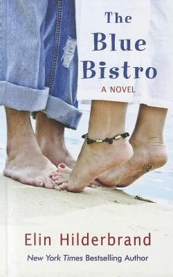 Cover image for The blue bistro