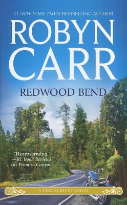 Cover image for Redwood bend