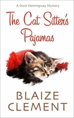 Cover image for The cat sitter's pajamas