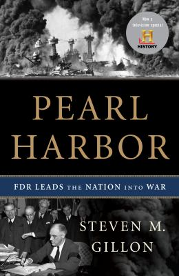 Cover image for Pearl Harbor : FDR leads the nation into war