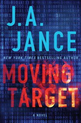 Cover image for Moving target