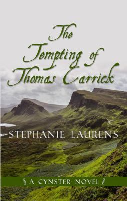 Cover image for The tempting of Thomas Carrick