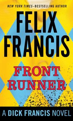 Cover image for Front runner
