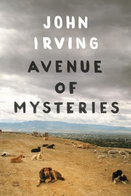 Cover image for Avenue of mysteries