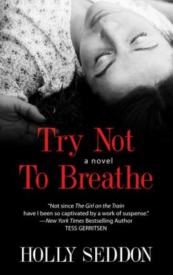 Cover image for Try not to breathe