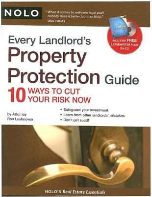 Cover image for Every landlord's property protection guide : 10 ways to cut your risk now