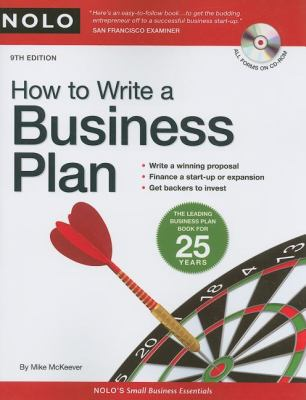 Cover image for How to write a business plan