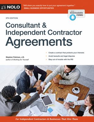 Cover image for Consultant & independent contractor agreements