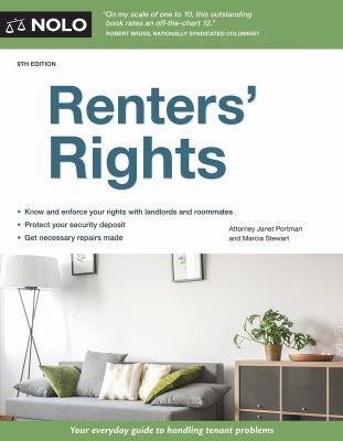 Cover image for Renters' rights