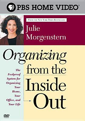 Cover image for Organizing from the inside out