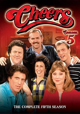 Cover image for Cheers. The complete fifth season