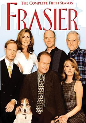 Cover image for Frasier. The complete fifth season