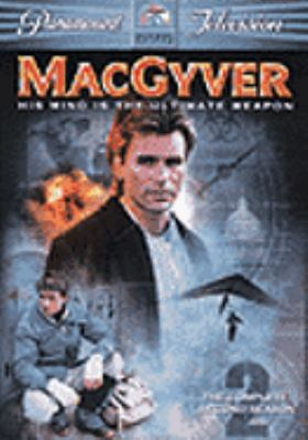 Cover image for MacGyver. The complete second season