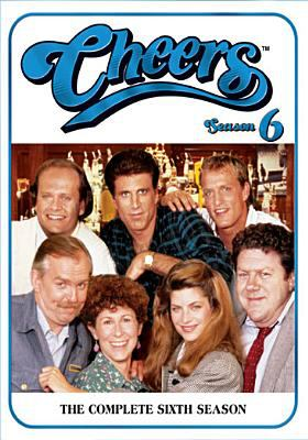 Cover image for Cheers. The complete sixth season