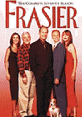 Cover image for Frasier. The complete seventh season