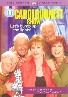Cover image for The Carol Burnett show let's bump up the lights!