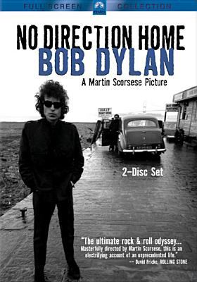 Cover image for No direction home Bob Dylan