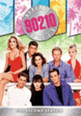 Cover image for Beverly Hills 90210. The second season