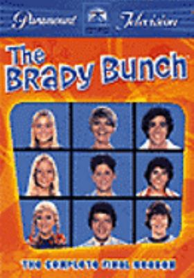 Cover image for The Brady bunch. The final season