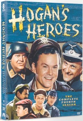 Cover image for Hogan's heroes. The complete fourth season
