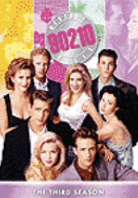 Cover image for Beverly Hills 90210. The third season