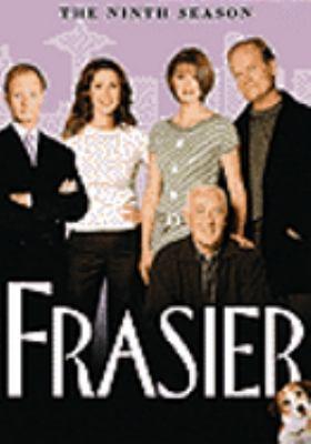 Cover image for Frasier. The ninth season