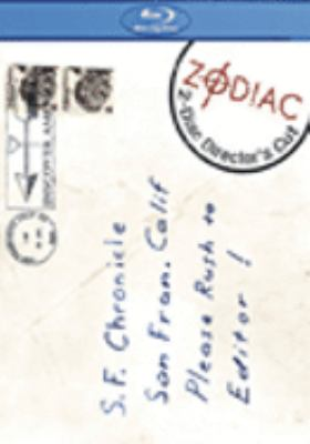 Cover image for Zodiac