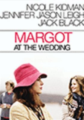 Cover image for Margot at the wedding