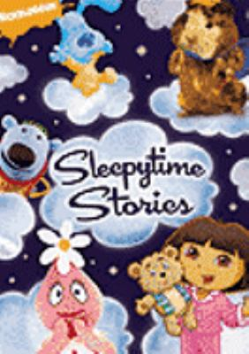 Cover image for Sleepytime stories