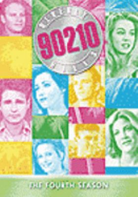 Cover image for Beverly Hills 90210. The fourth season
