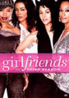 Cover image for Girlfriends. The third season