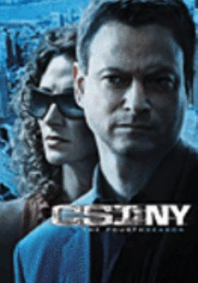 Cover image for CSI: NY. The fourth season
