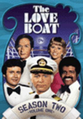 Cover image for The love boat. Season two, Volume one