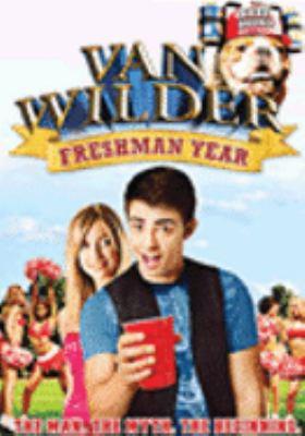 Cover image for Van Wilder freshman year