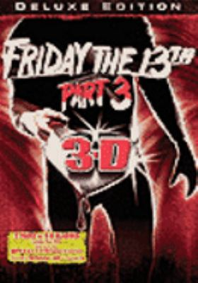 Cover image for Friday the 13th. Part 3, 3-D