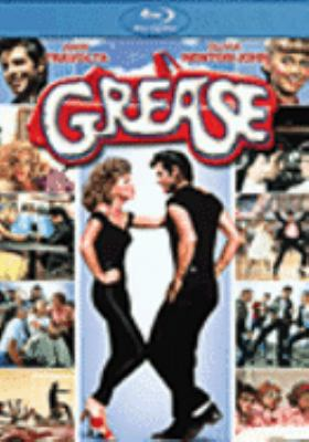 Cover image for Grease