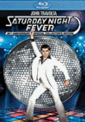 Cover image for Saturday night fever